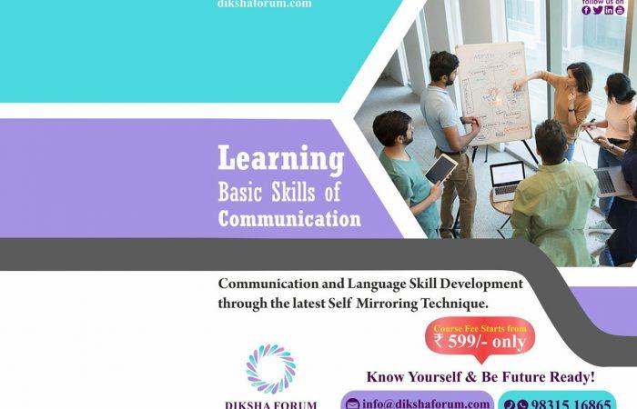Developing Communication Skill