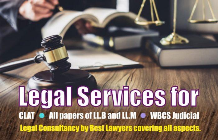 Legal Services Course