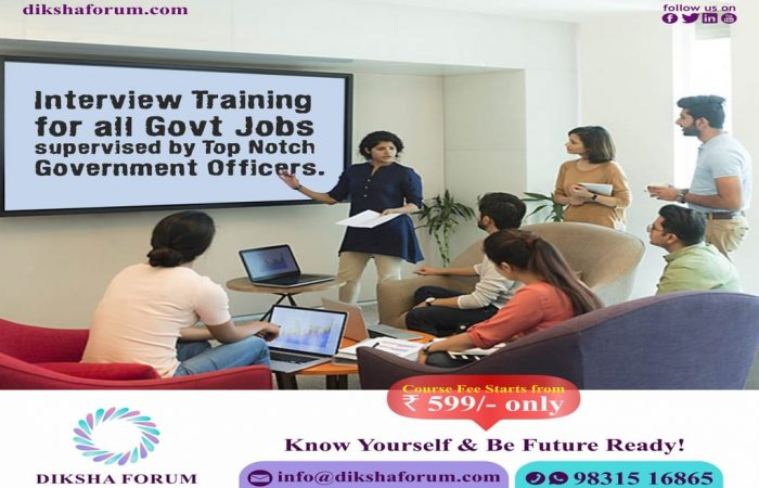 Interview Coaching For GOVT Jobs